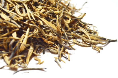 Gold Needles, schwarzer Tee, Black Tea