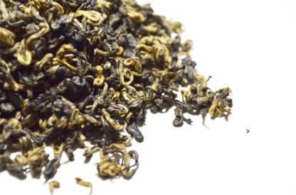 rote schnecke, schwarzer Tee, Black Tea