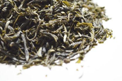 Gebackener Grüner Tee B, Sencha green tea