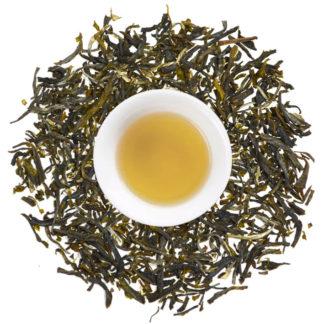 Gebakener Grüntee Breakfast Tee, Grüner Tee