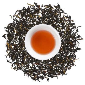 Dian Hong Gold Yunnan Schwarztee, Schwarzer Tee
