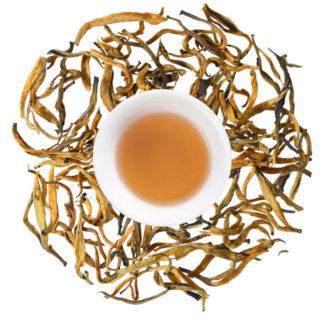 Gold Bud, schwarzer Tee, Black Tea