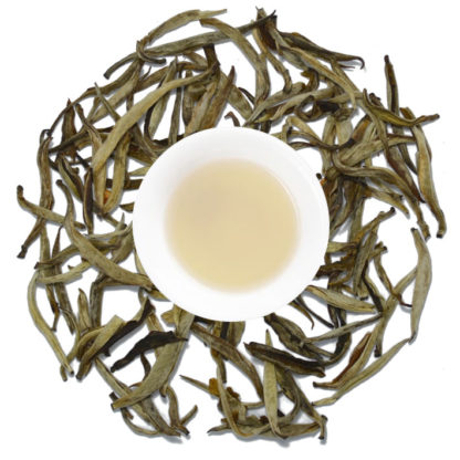 Jasmine silver Needeles, Jasmine Tee, Jasmintee, weißer Tee