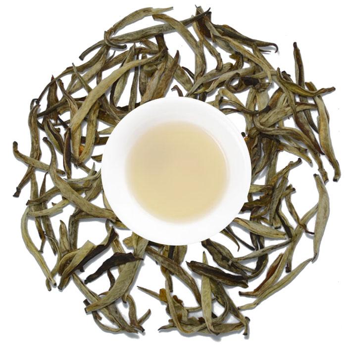 chinesischer Jasmin Weißer Tee Yin Zhen
