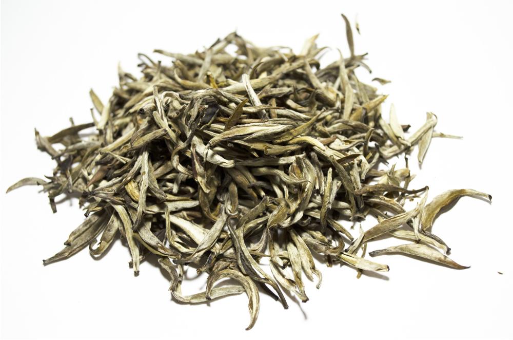 chinesischer Weißer jsmine Tee asmin silver needles