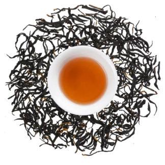 Gong Fu Schwarztee schwarzer Tee