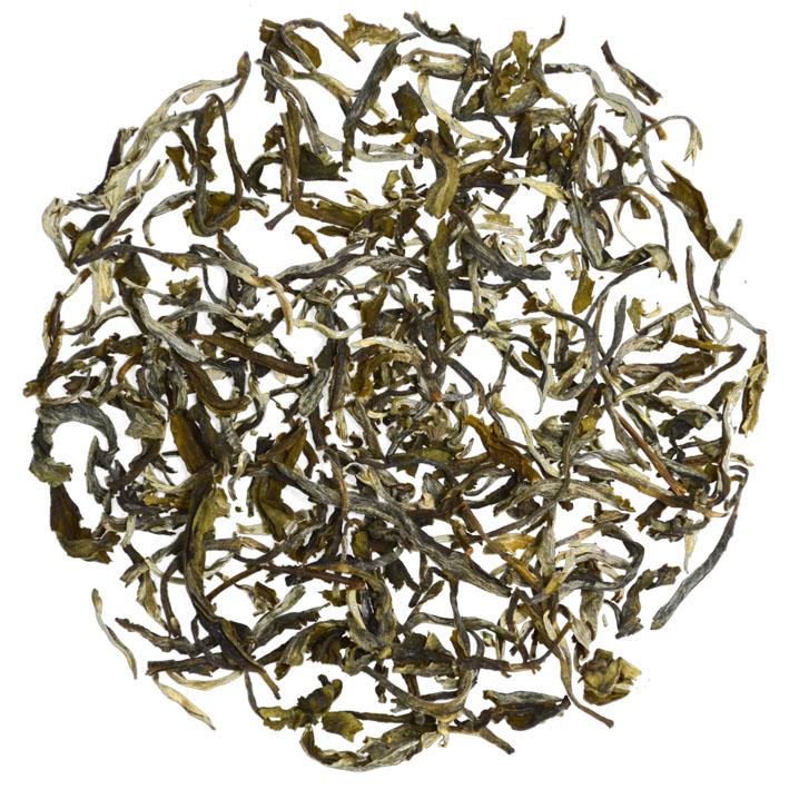 china Weißer Tee Pai Mu Tan