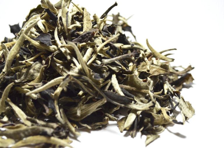 chinesischer Weißer Tee