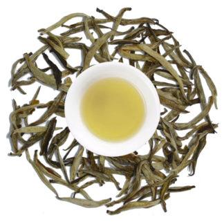 weißer Maojian, weißer Tee