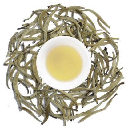White Silver Needles, weißer Tee