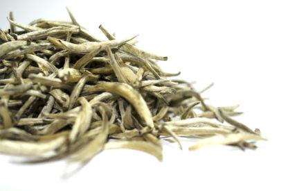 weißer Tee weiße silberne Nadeln white silver needles loser Weißtee