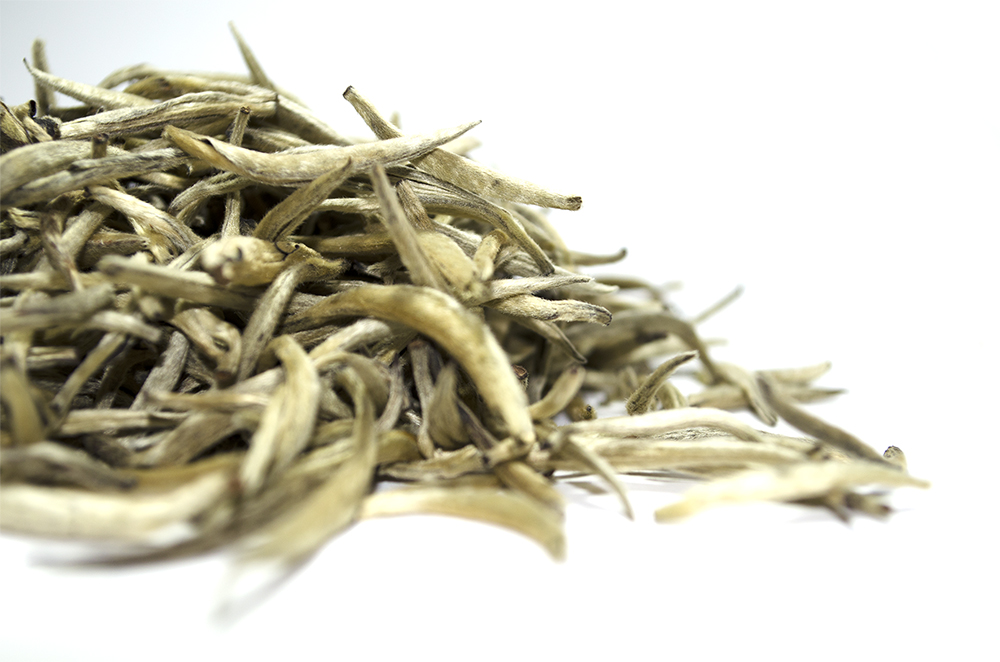 chinesischer Weißer Tee Yin Zhe