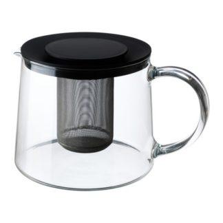 Teekanne, Glas Tasse, Tee Becher, tea cup, teapot