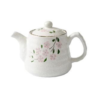 China weißer Tee Kanne