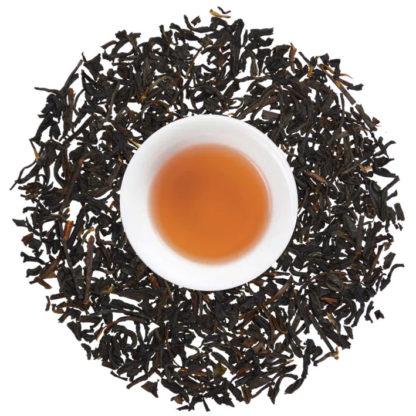 Keemun schwarzer Tee, Schwarztee