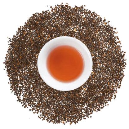 CTC Yunnan, schwarzer Tee, Black breakfast Tea, broken tea