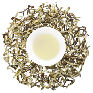 snow Dragen, weißer Tee