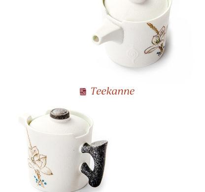 Teekanne, Keramik, Tee-Set, Porzelan, Keramik, teapot