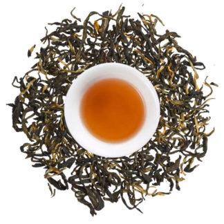 Yunnan Gold Mao feng Schwarzer Tee