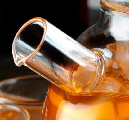 Tee,Kanne,Glas,Teesieb