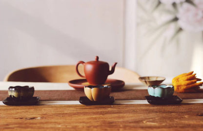 Tasse,buntes,Porzellan,Tee,Becher,cup,lotus,plum