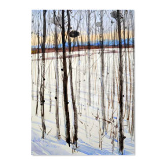 Postcard landscape postkarte Landschaft