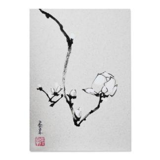 Magnolie Magnolie postkarte postcard