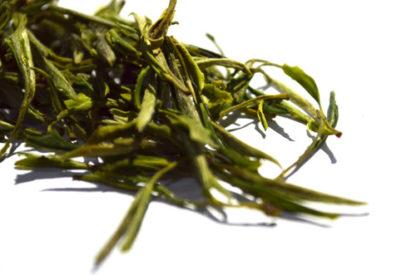 sencha chinesischer grüntee gelber Berg needle aus china