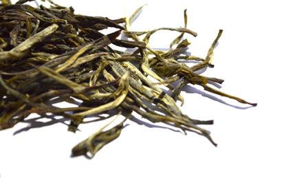 sencha chinesischer grüntee green needles aus china