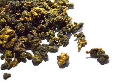 Chinesischer Oolong Tee Green heart