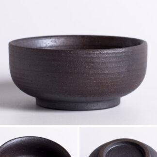 Tee Tasse Keramik Tasse Becher Braun Tea cup