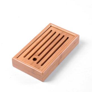 Tee Box Bambus Bamboo Teeschiff