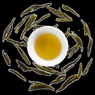 chinesischer grüntee green tea aus china Tie Se Da Fang