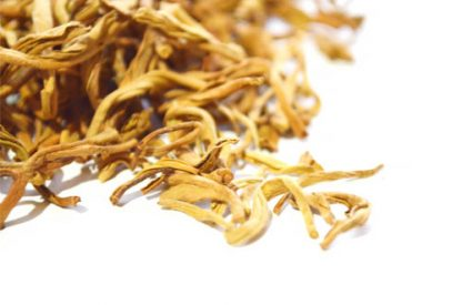 chinesischer goldtee black tea aus china Goldtee